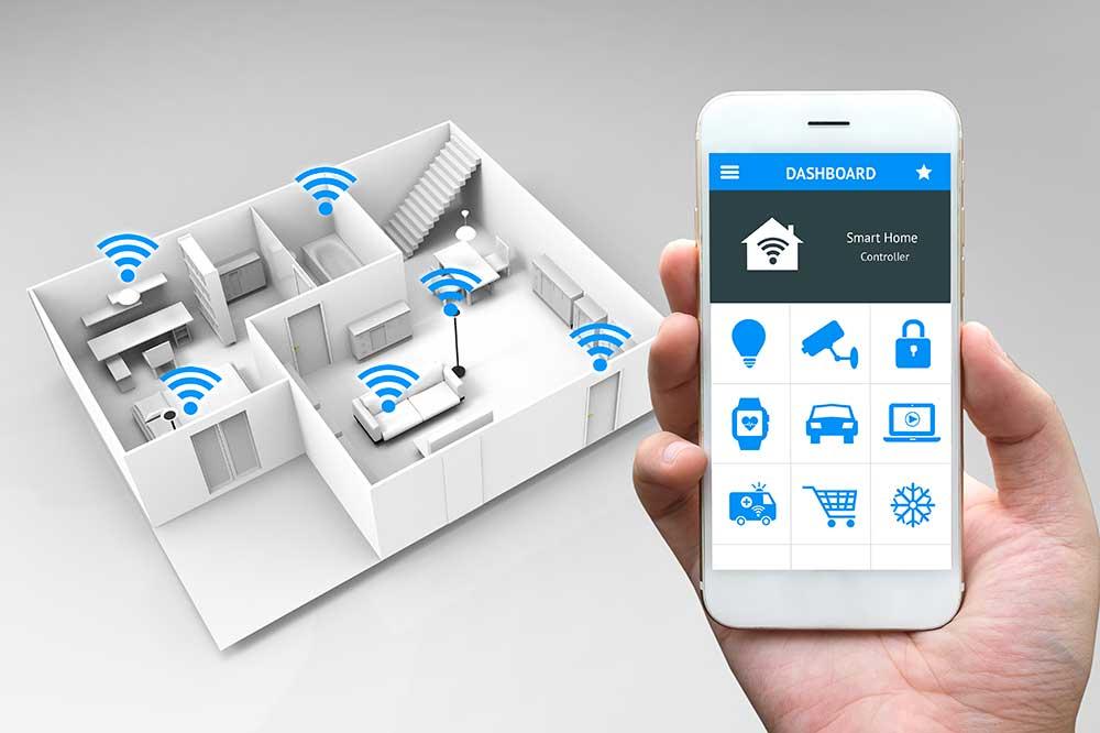 Edifici NZEB e casa intelligente grazie a smart home