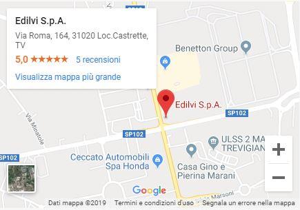 google maps Edilvi