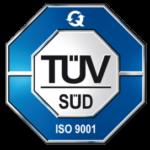 Certificato TUV UNI EN ISO 90012015