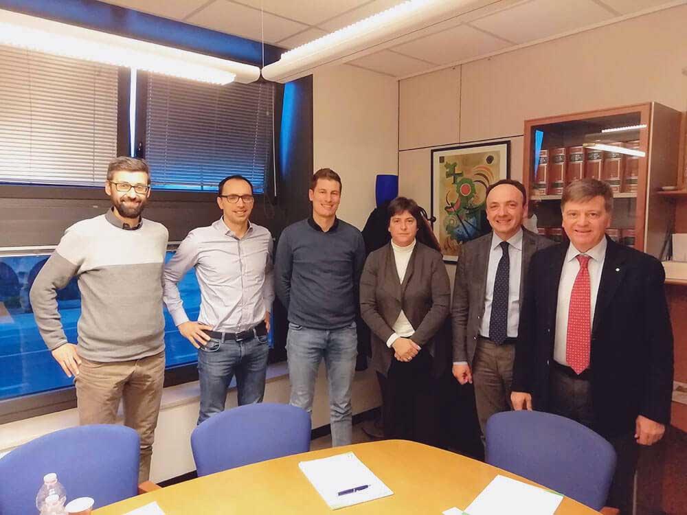 ENI Gas e Luce partner EDILVI