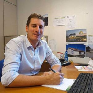 Enrico Tesser, il team di Edilvi impresa edile ed esco a Treviso e provincia