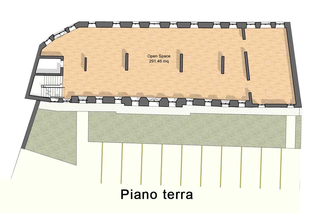 Appartamenti in vendita a Vittorio Veneto - Piano terra