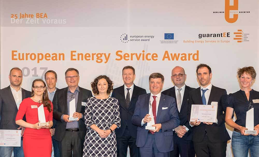 european energy service award