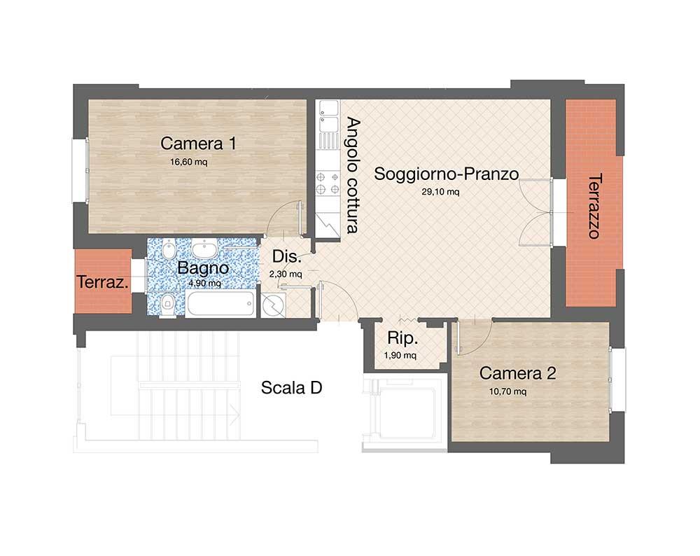 Vendita appartamento a Ponzano Veneto , Vendita immobiliare