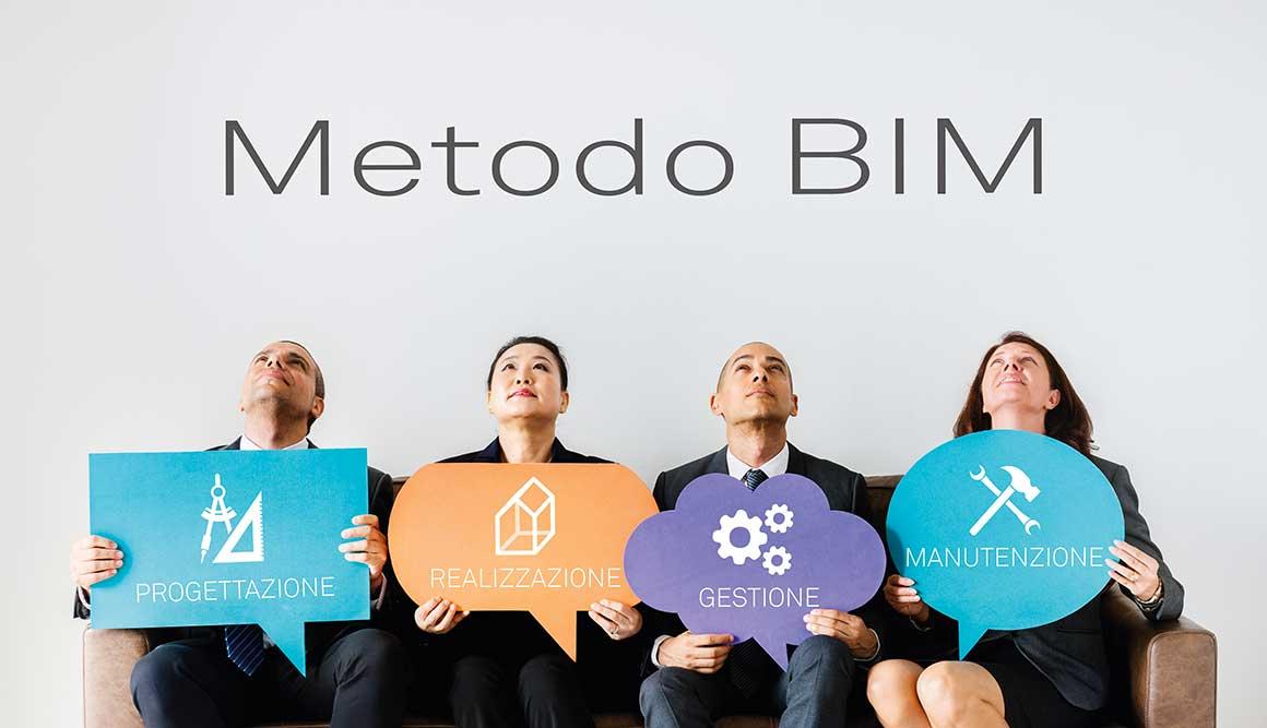 Casa smart e smart building: il metodo BIM
