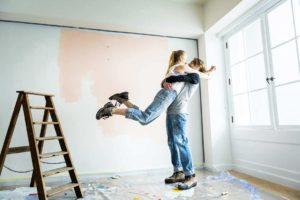 Dipingere casa colori di tendenza 2020