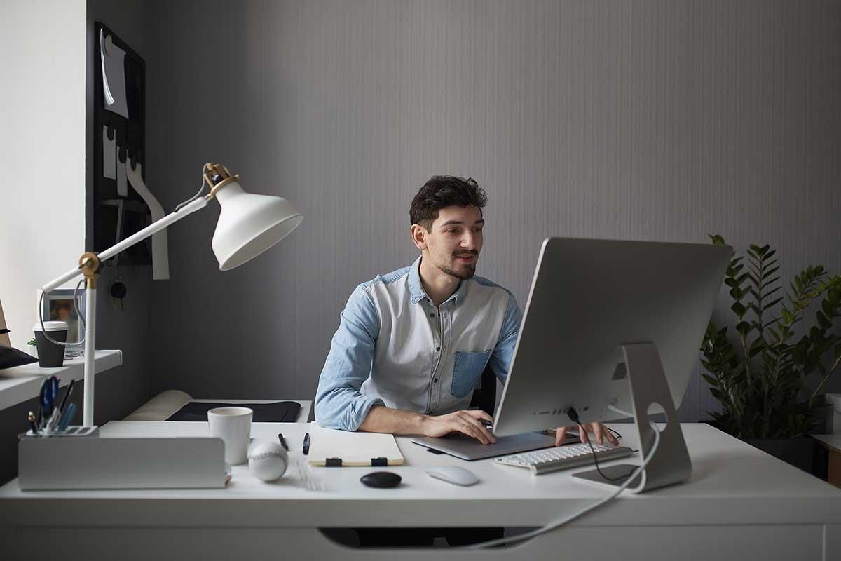 Come arredare casa per lavorare in smart working