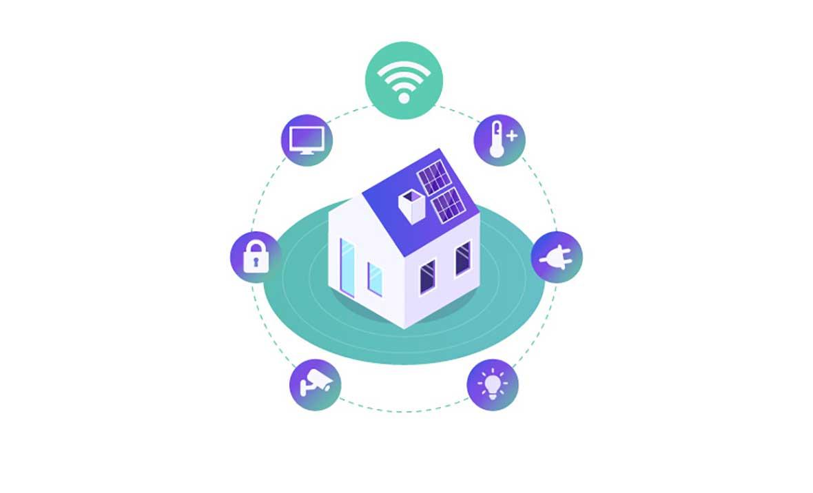 Smart Home i comparti