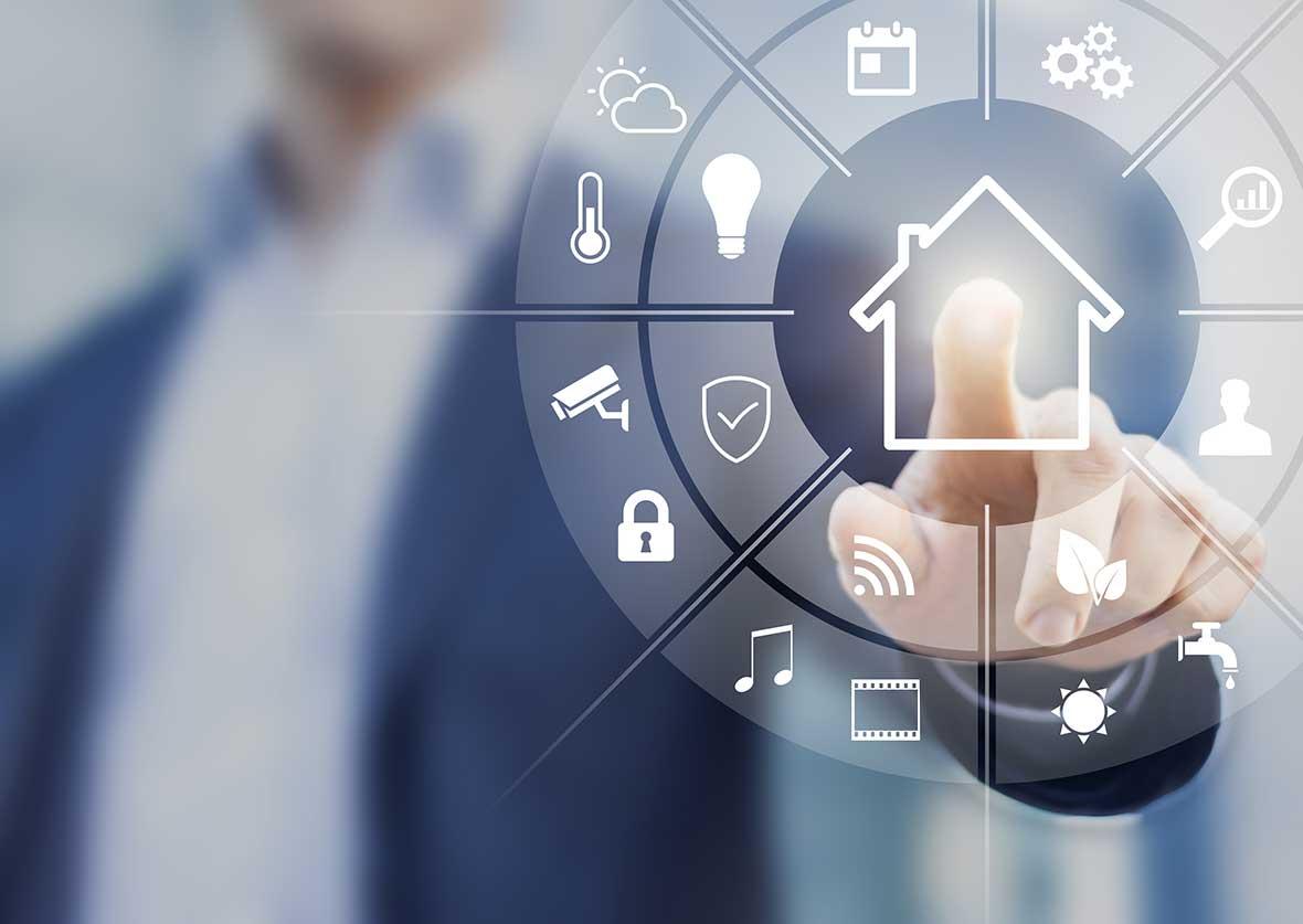 smart home interazione uomo oggetti