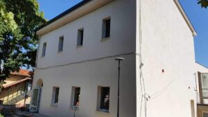 Edilizia pubblica riqualificazione scuola Meleto Valdarno